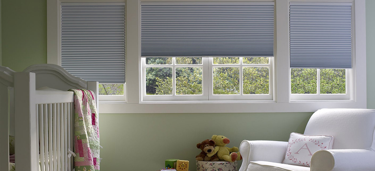 Honeycomb Shades Enlightened Style