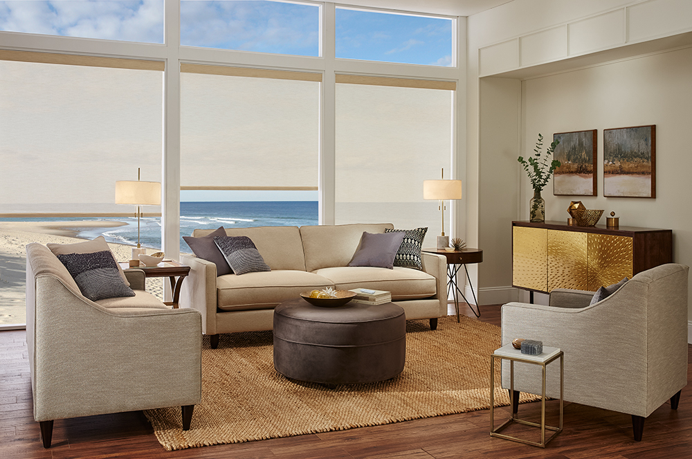 Roller Shades Enlightened Style