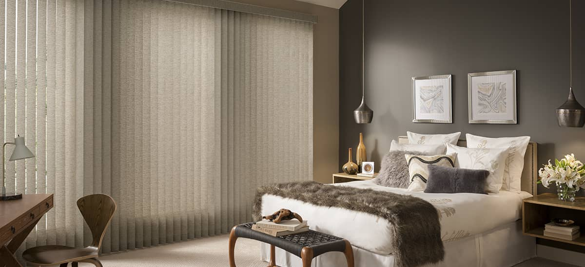 Vertical Blinds Enlighten Style
